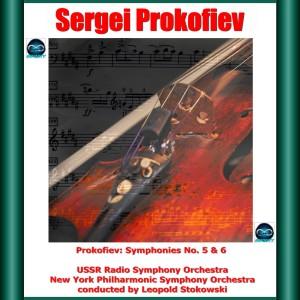 Stokowski的專輯Prokofiev: Symphonies No. 5 & 6