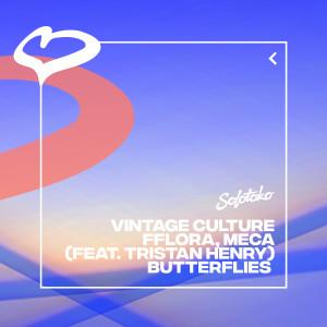 Album Butterflies (feat. Tristan Henry) from Vintage Culture