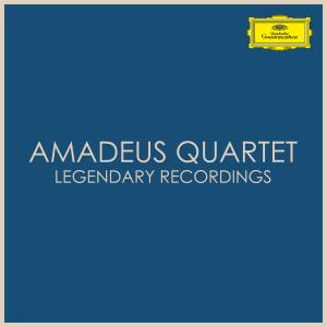 Album Amadeus Quartet Legendary Recordings from Amadeus Quartet