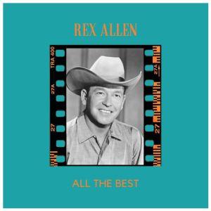 Album All the Best from Rex Allen