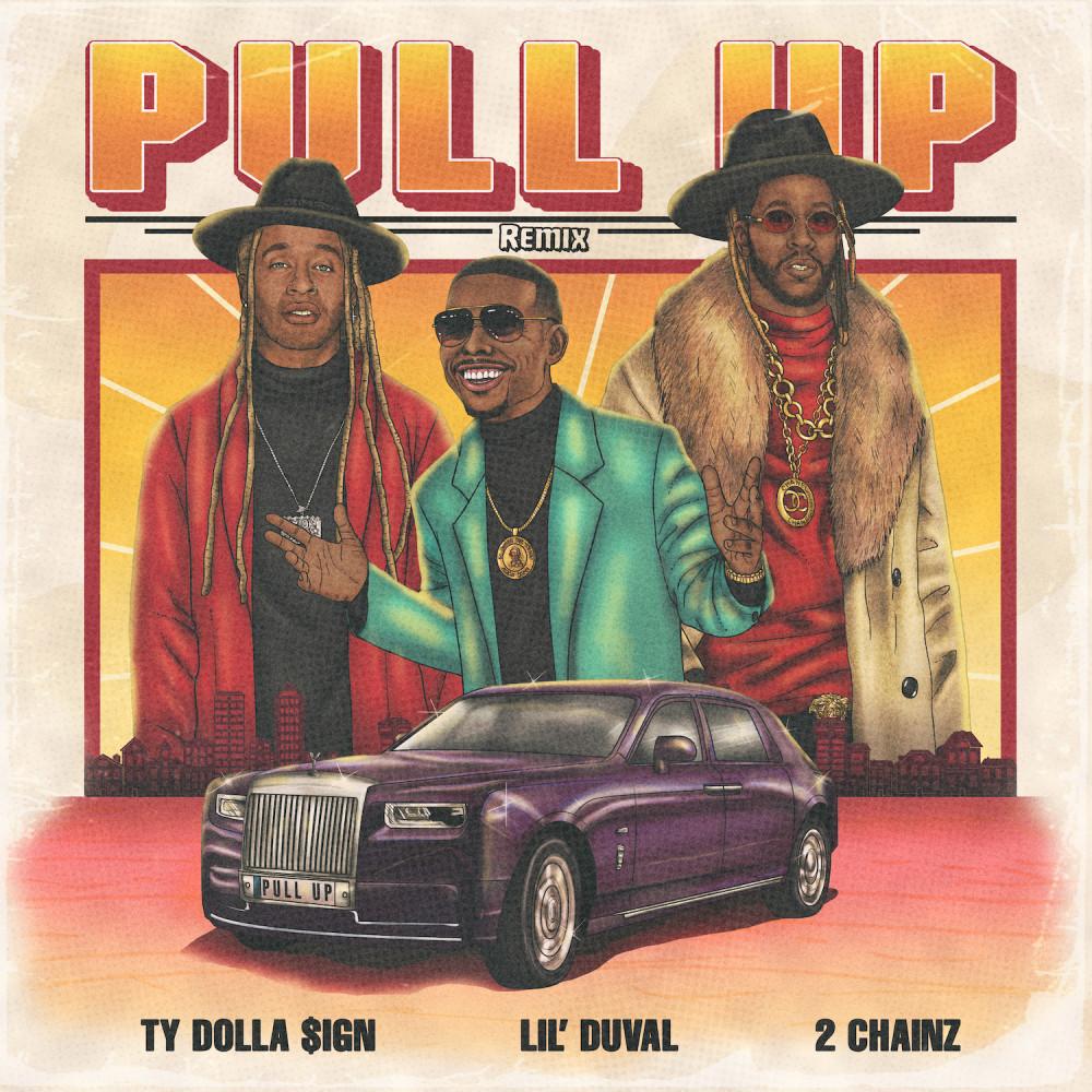 ฟังเพลงอัลบั้ม Pull Up (Remix) [feat. 2 Chainz & Ty Dolla $ign]