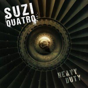 Album Heavy Duty from Suzi Quatro