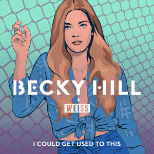 Listen to I Could Get Used To This song with lyrics from Becky Hill