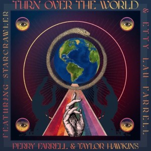 Album Turn Over the World from Perry Farrell