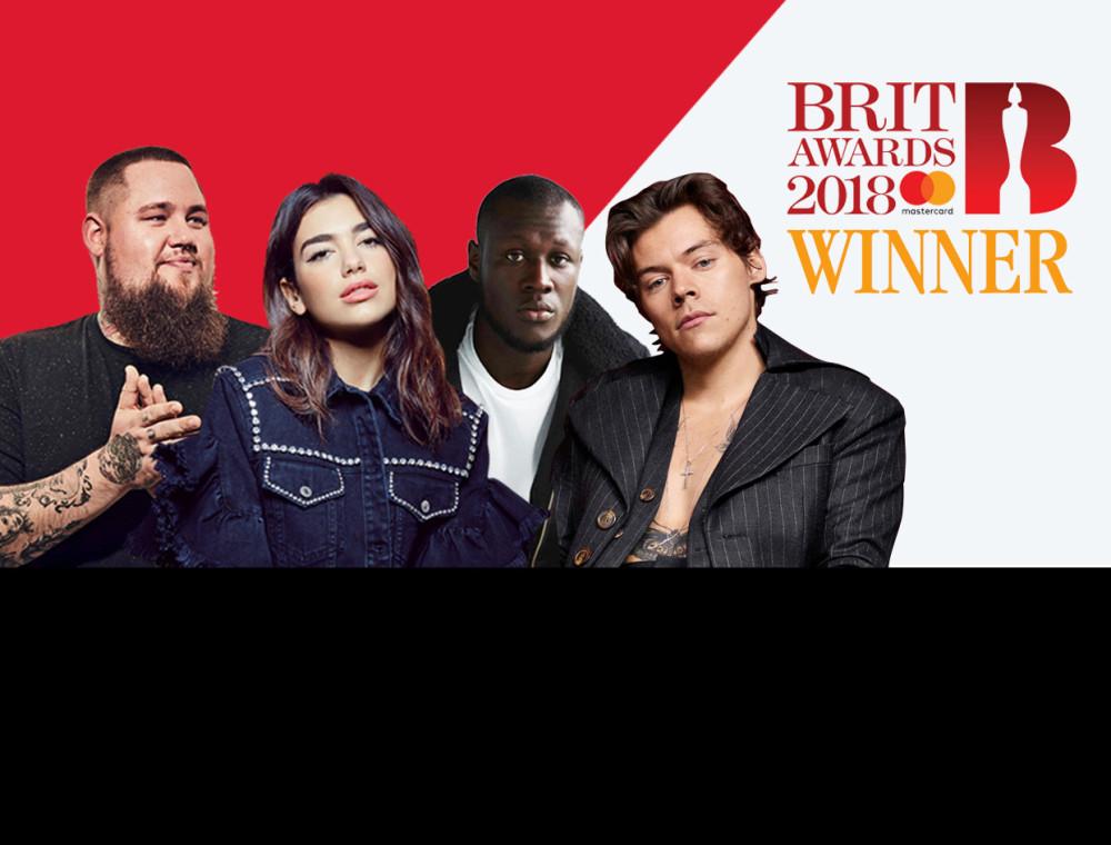 รายชื่อผู้ได้รับรางวัล Brit Awards 2018