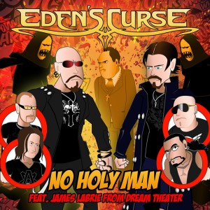 Album No Holy Man - Single from James Labrie