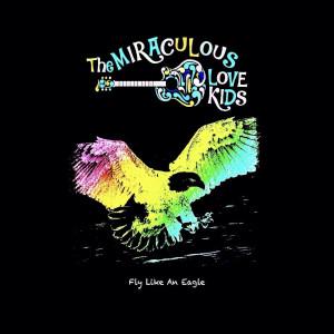 Album Fly Like an Eagle from Sammy Hagar