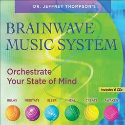 Album Brainwave Music System from Dr. Jeffrey Thompson