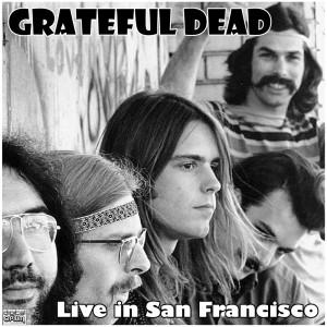 Album Live in San Francisco from Grateful Dead