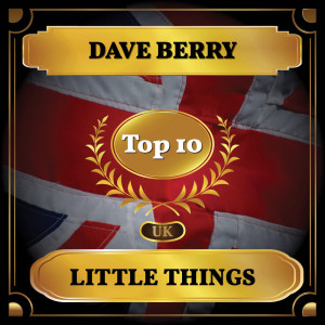 Album Little Things from Dave Berry