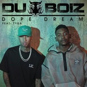 Album Dope Dreams from Du Boiz (SA)