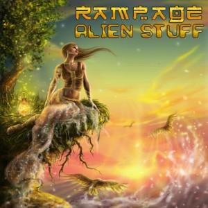 Album Alien Stuff from Rampage