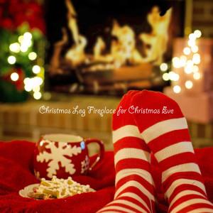 Album Christmas Log Fireplace for Christmas Eve from Christmas