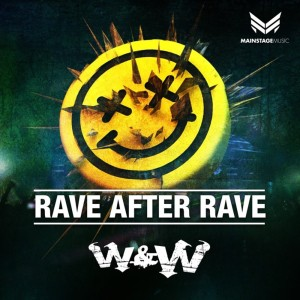 W&W的專輯Rave After Rave