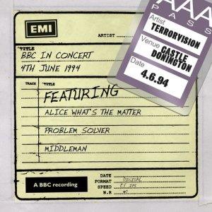 Album BBC In Concert [4th June 1994] from Terrorvision