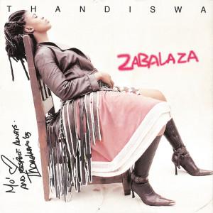 Album Zabalaza Limited Edition from Thandiswa
