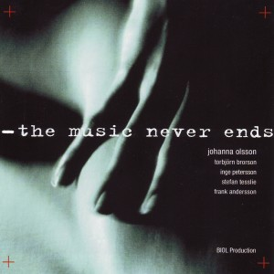 Album The Music Never Ends from Johanna Olsson