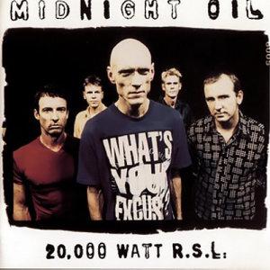 Album 20000 Watt RSL - The Midnight Oil Collection from Midnight Oil