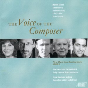 Album New Music From Bowling Green, Vol. 6 from Bowling Green Philharmonia