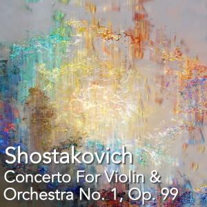 Album Shostakovich Concerto For Violin & Orchestra No. 1, Op. 99 from Antonina Petrov