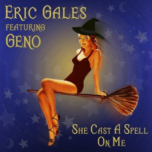 Album She Cast a Spell on Me from Eric Gales