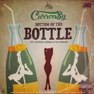 收聽Curren$y的Bottom of the Bottle (feat. August Alsina & Lil Wayne)歌詞歌曲