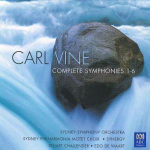 Sydney Symphony Orchestra的專輯Carl Vine: Complete Symphonies 1-6