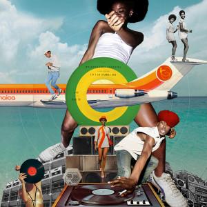 Album Ghetto Matrix from Thievery Corporation