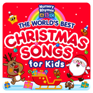 Nursery Rhymes ABC的專輯The World's Best Christmas Songs for Kids