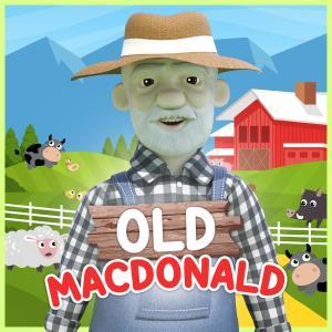 Album Old Macdonald from Cartoon Studio English