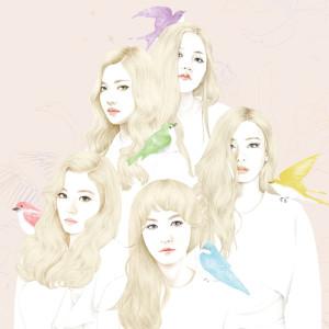 收聽Red Velvet的Ice Cream Cake歌詞歌曲