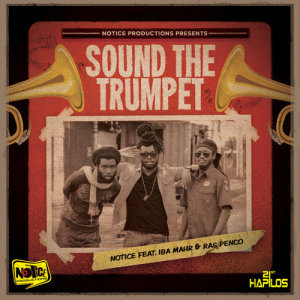 Album Sound the Trumpet from Koolie