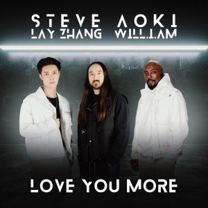 Album Love You More from will.i.am