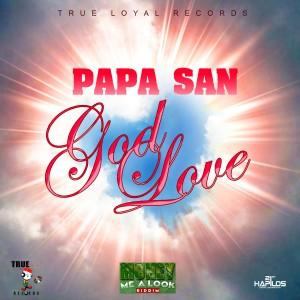 Album God Love from Papa San