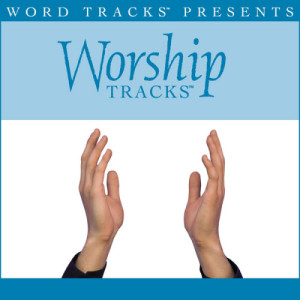 Album Worship Tracks - Audience Of One - as made popular by Big Daddy Weave [Performance Track] from Worship Tracks