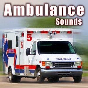 Sound Ideas的專輯Ambulance Sound Effects