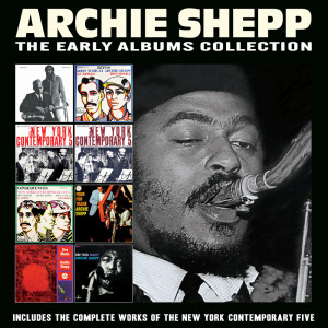 Album The Early Albums Collection from Archie Shepp