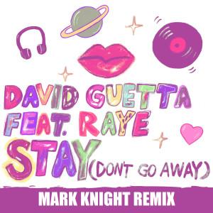 David Guetta的專輯Stay (Don't Go Away) [feat. Raye] (Mark Knight Remix)
