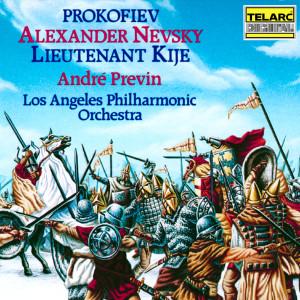 Album Prokofiev: Alexander Nevsky, Op. 78 & Lieutenant Kijé Suite, Op. 60 from André Previn