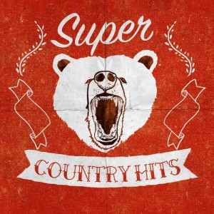 Album Super Country Hits from Country Hit Superstars