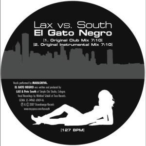 Album El Gato Negro from South