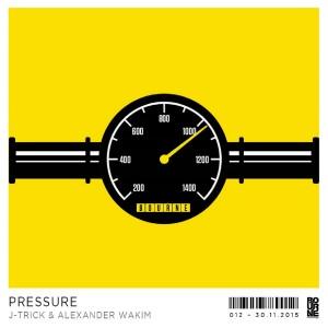 Album Pressure from J-Trick