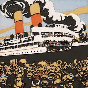 Album Yacht Club from Bob Dylan