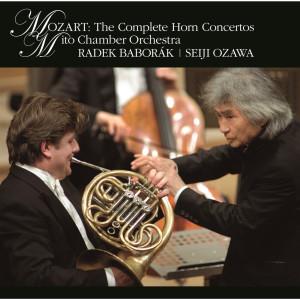 Seiji Ozawa的專輯Mozart: The Complete Horn Concertos