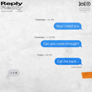 Listen to Reply (feat. Lil Uzi Vert) song with lyrics from A Boogie Wit Da Hoodie