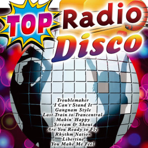 Album Top Radio Disco from Various Artists