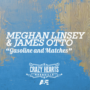 Album Gasoline And Matches from James Otto