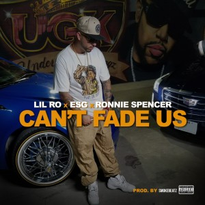 Album Can't Fade Us from Ronnie Spencer