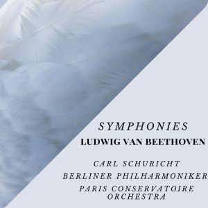 Symphonies - Ludwig Van Beethoven