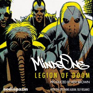 Album Legion Of Doom from Kev Brown